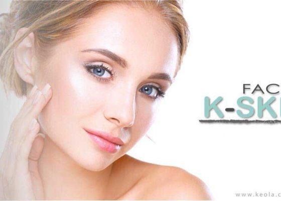 Facial K-SKIN