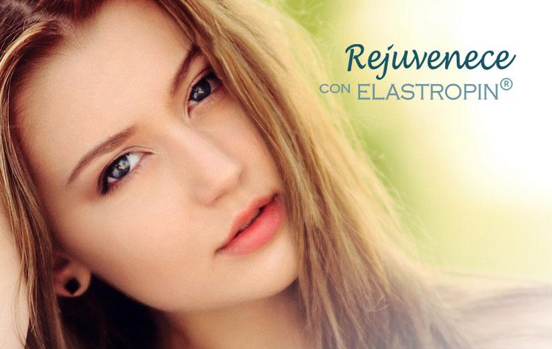 Facial Elastropin preventivo para pieles jóvenes
