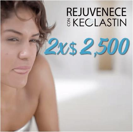 Rejuvenece con Keolastin