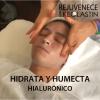 Hidratación Intensa con ácido hialurónico